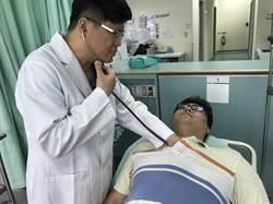 氣溫飆高 壯漢一個月2次熱衰竭 腎功能受損