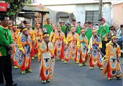 少子化衝擊傳統文化 東港鎮靈宮十三太保今年不出團迎王