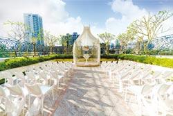 小資族五星級飯店辦婚禮不是夢 台中林酒店推出一生幸福久久專案