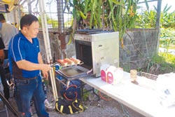 微水力發電 照明務農好方便