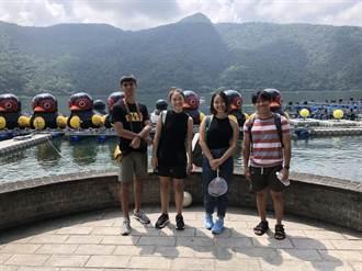 泰國學生青春壯遊 花蓮美景揚名東南亞