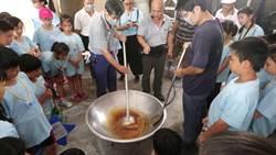 公所攜手糖廠舉辦夏令營  讓學童認識糖廠文化