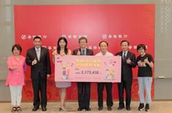 華南銀行首創「行動支付結合愛心捐款」  號召五萬人響應