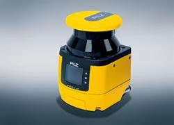 皮爾磁安全雷射掃描器 工廠設備安全有保障