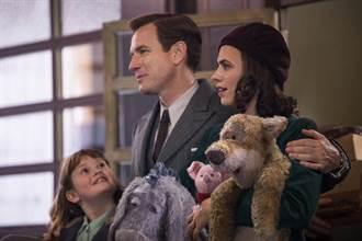 小時也玩熊娃娃! 伊旺麥奎格徹底融入《摰友維尼》