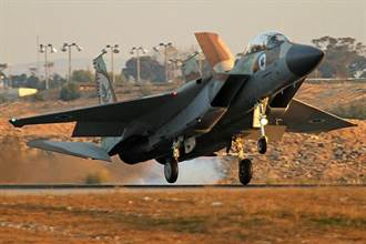 暴打伊朗!F-35不合用 以色列寧可要F-15