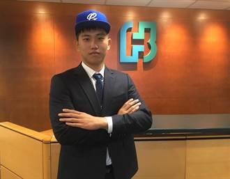 中職》高雄大學首位職棒球員 楊彬盼成為學弟榜樣