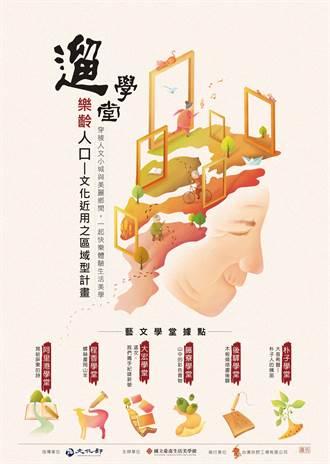 國立台南生活美學館8月3日嘉義「遛學堂」