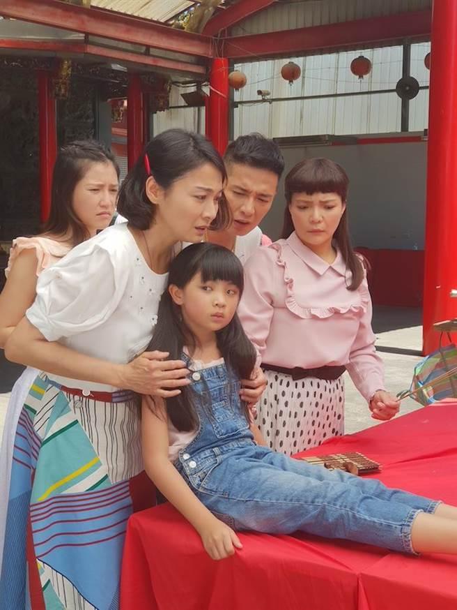 江祖平演吳以涵的媽媽。(民視提供)