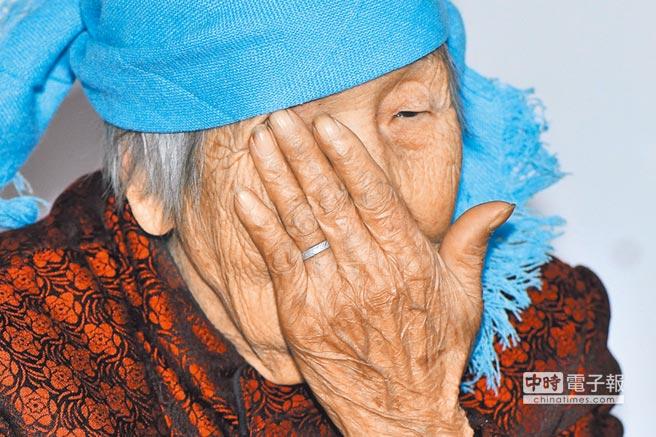 慰安婦曹黑毛奶奶走了!她7月24日病逝山西盂縣家中,享年96。直至離世,也沒等到道歉。(新華社)