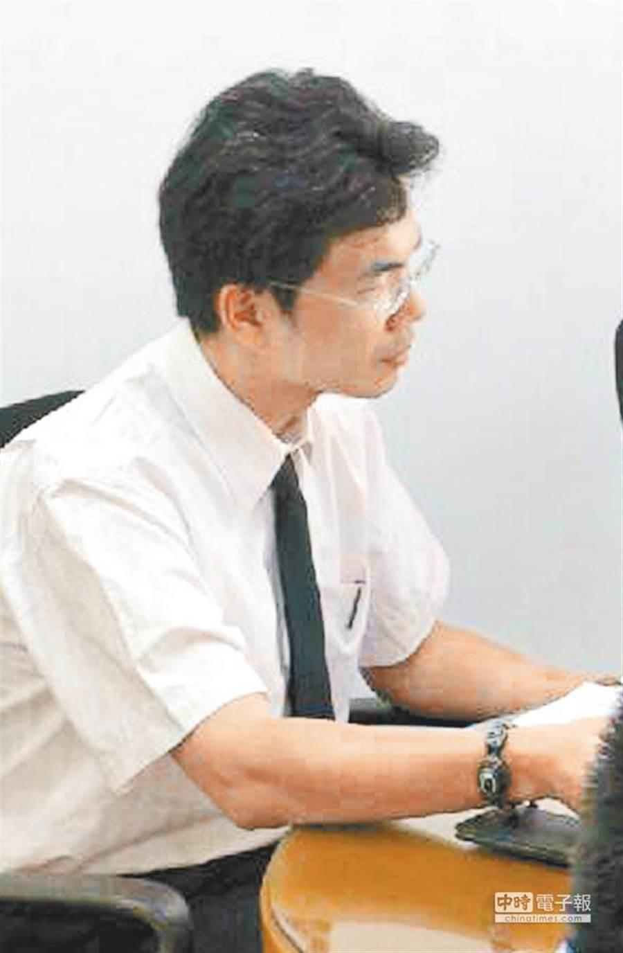 檢察官林俊佑。(本報資料照片)