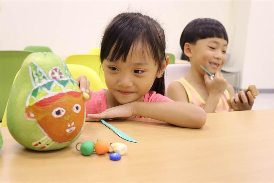 十三行博物館「 周三八里日-兒童翻轉學習」活動將於8月15日起每周三在十三行博物館及八里國小辦理。(譚宇哲攝)