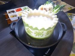 是粥也是火鍋「金粥到」火鍋有賣點