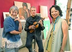 紀念台法文化推手施蘭芳    旅法鋼琴家李芳宜偕夫婿返台獻藝