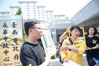 台南》時力參選人批小學校長圖利營養午餐 反被網友痛罵