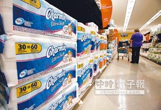 關稅衝擊 寶僑衛生紙喊漲