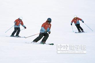 農民滑雪隊擁5千子弟 築夢冬奧