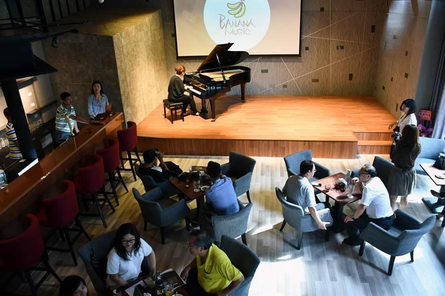 音樂廳等級的古典音樂原音演出場所。(李義翻攝)
