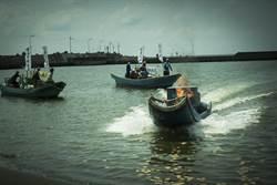 《引爆點》抗議大場面拍攝揭密 動員上百漁民警員