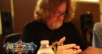 音樂教父羅素布勞爾打造台灣IP《萬王之王3D》遊戲主題曲