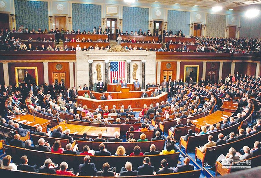 6月19日,美國參議院通過《2019年國防授權法》。(取自美國參院官網)