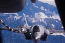 影》好難!F-35B飛英途中加油凸槌