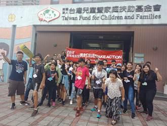 從臺南出走到小琉球 80位學子靠義賣籌旅費