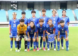 賴麗琴梅開二度 中華女足友誼賽3比1勝港