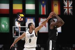 NBA》世界隊連3屆擊退非洲隊 賈林納利MVP