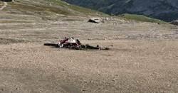連環摔!瑞士JU-52觀光客機墜毀 19人全罹難