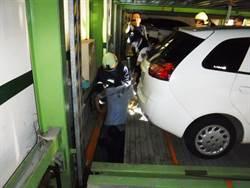 高雄機械停車格意外 60歲男子跌進機坑