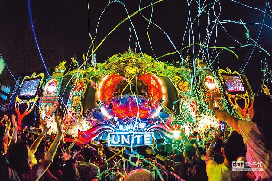 LEXUS助威Tomorrowland 音樂盛事引領風潮 圖片提供和泰汽車