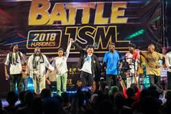 「舞」夠厲害!台中國際街舞賽12國高手飆舞