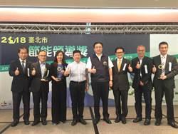 致力推綠色金融 富邦金榮獲「2018台北市節能領導獎」