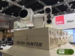 影》反制!陸雷射槍可掃射300m無人機