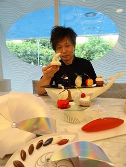 是甜品更是藝術品 世界甜點冠軍陳立喆讓甜品店變身藝術館