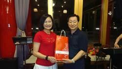 高雄市觀光協會和韓國釜山觀光協會舉行互訪交流