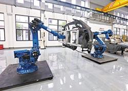 長沙自主研發機械人 多領域應用