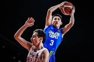 U18男籃》中華重挫敘利亞 明和韓國爭分組第一