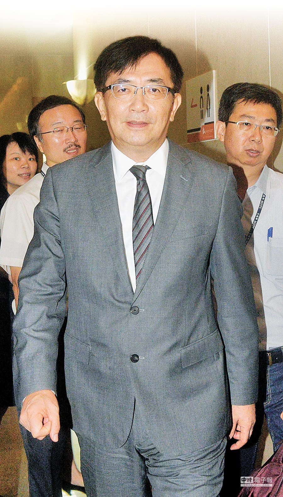 外籍航空公司改名,交通部長吳宏謀昨強硬表示,政府將會有「反制作為」。(本報資料照片)