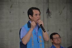 楊麗環發公開信 陳學聖:忠貞黨員應遵循黨的機制運作