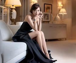 「國民情人」林志玲  唯美佩戴浪琴表情人表