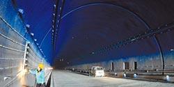 大陸擬建台灣海峽海底鐵路隧道