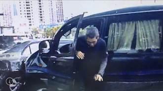 賊星該敗 販毒偷竊2人組 撞車被捕