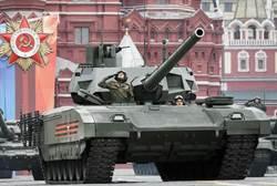 影》繼Su-57後!俄不再量產3代戰車T-14改用T-72B3