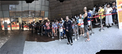 太閒了?美麗華重開幕4千人搶票 網諷:厲害了台北
