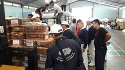 龍目島震災 印尼慈濟志工搭軍機趕抵災區賑災
