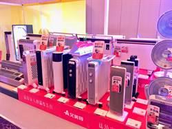 艾美特-KY秋冬全系列電暖器上市  帶動第4季銷售