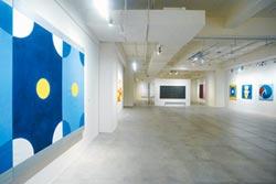 低限‧冷抽九人展 探究台灣抽象藝術