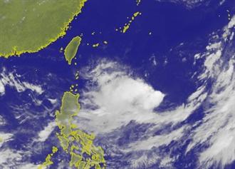 14號颱風「摩羯」生成!下周一恐影響台灣